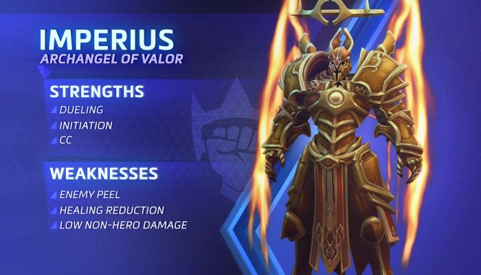 Imperius is the Newest Heroes of the Storm Brawler - Heroes of the Storm News