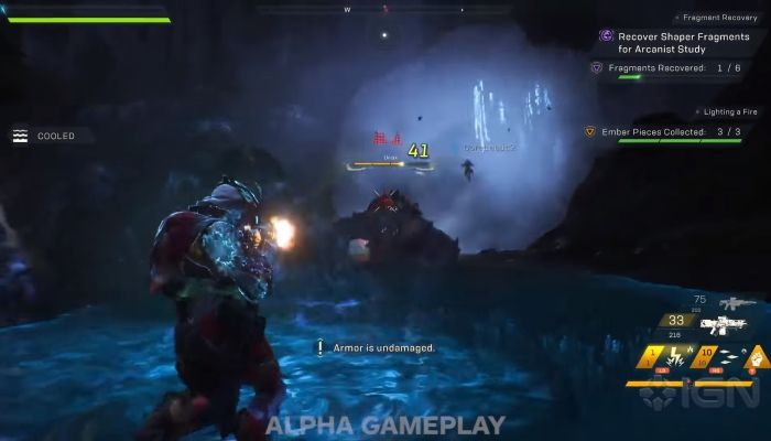 Anthem: Freeplay Expedition with World Events, Lore, & Bosses