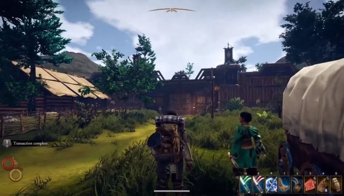 Outward Developer Diary Focuses in on the Importance of 'The Backpack'