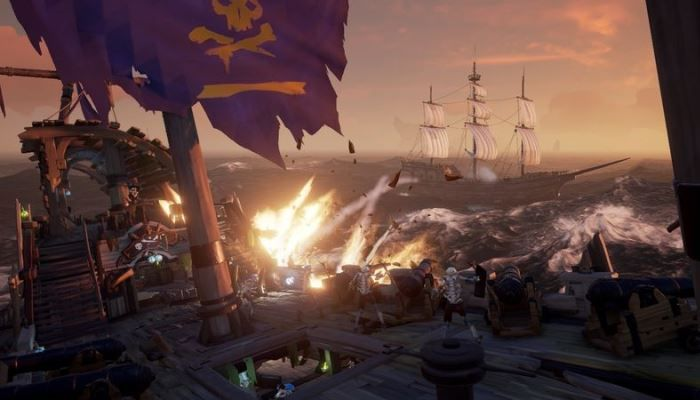 Sea of Thieves Developer Update: January 23rd 2019