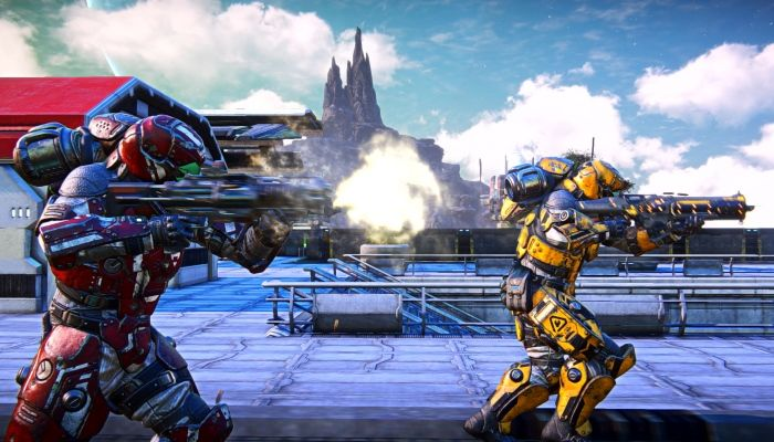 PlanetSide Arena Devs Show Off the Echoes of Amerish Map, Biomes & More