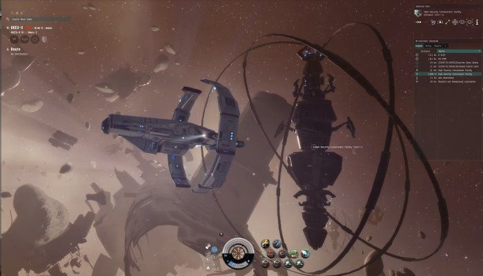 EVE Online Showcases the Game for a 2019 Audience - EVE Online News