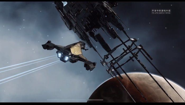 EVE Online: Infinite Galaxy Mobile Gameplay Trailer - EVE Online News