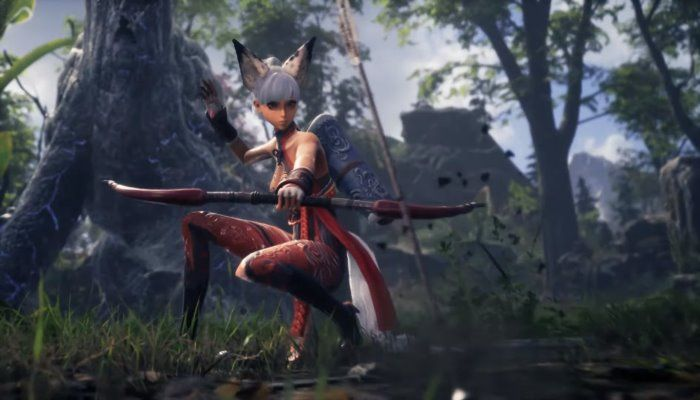 Blade & Soul Archer Cinematic - 'Bow of the Dawn' - Blade & Soul News