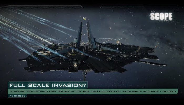 EVE Online - The Scope - Breaking News: Drifter Invasion - EVE Online News