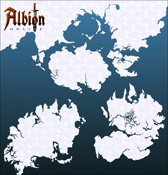New world map features royal islands the outlands albion online you can read more on the albion online site gumiabroncs Images