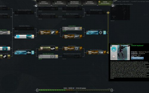 Firefall Crafting Recipes