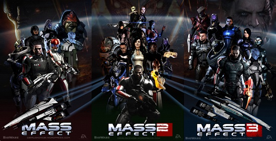 EA hints at a Mass Effect Trilogy remaster