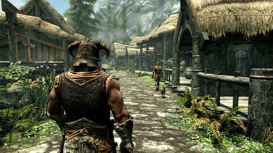 Elder Scrolls V: Skyrim console remaster versions ready for preorder