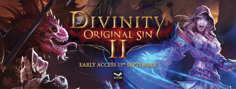 Divinity: Original Sin 2 going to Early Access on September 15