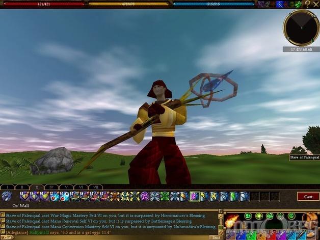 Asheron's Call Screenshots - MMORPG com