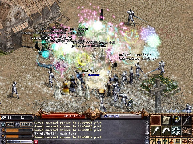 Lineage Screenshots - MMORPG.com