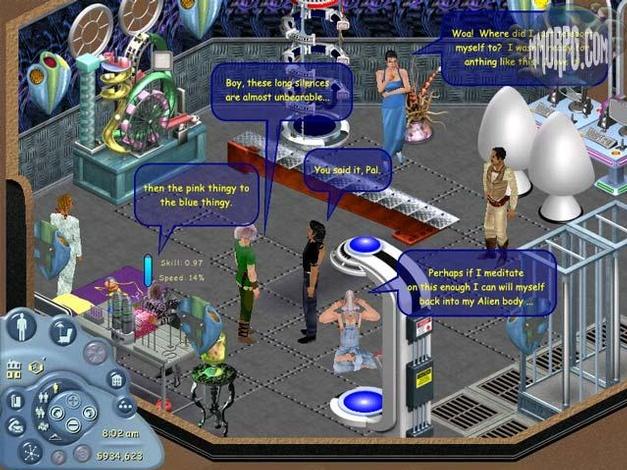 The Sims Online Screenshots - MMORPG.com