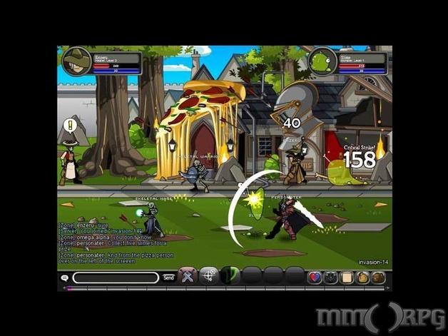 AdventureQuest Worlds Screenshots - MMORPG com