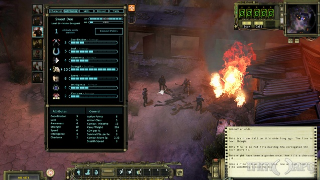 Wasteland 2 is a Kickstarter success and sequel to the original 1988 RPG Wasteland.