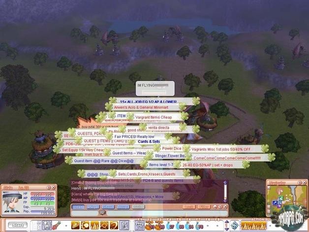 Flyff Gold Screenshots - MMORPG com