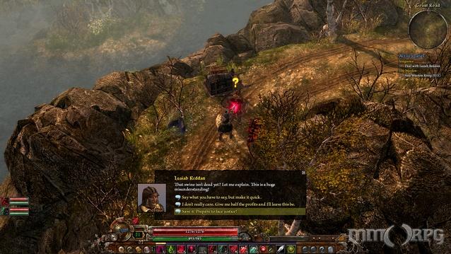 Grim Dawn - MMORPG com