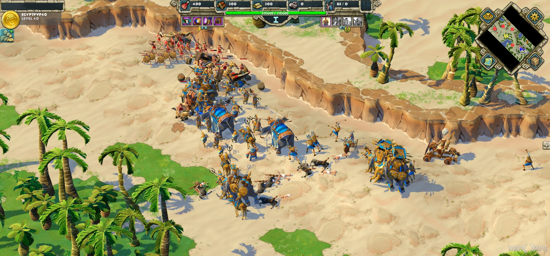 Age of Empires Online screenshot May 10, 2011