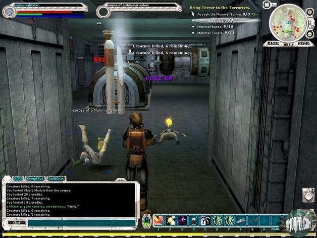 Star Wars Galaxies Screenshots - MMORPG com