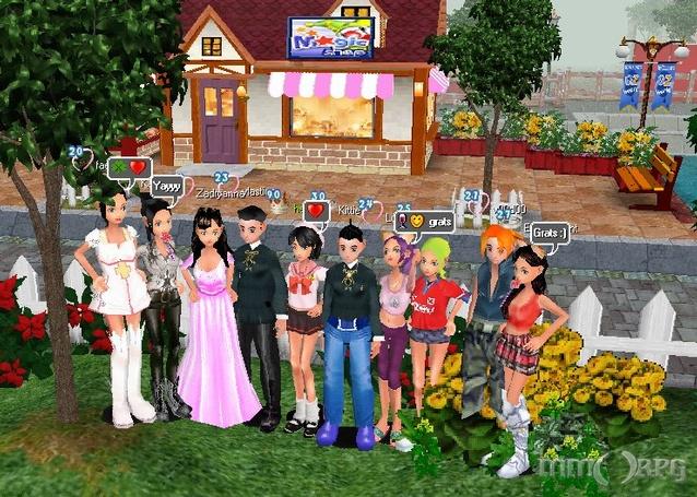 Oz Online Game