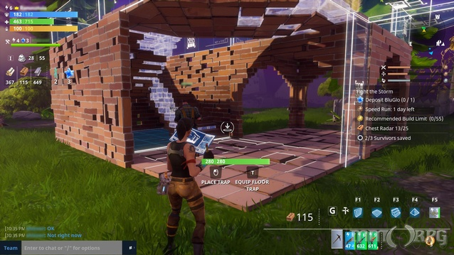 Best Building Materials Fortnite