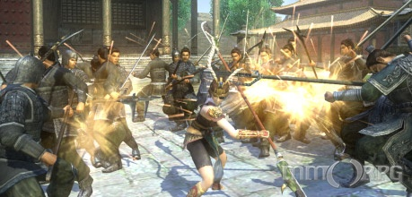 Dynasty Warriors Online screenshot August 30, 2010