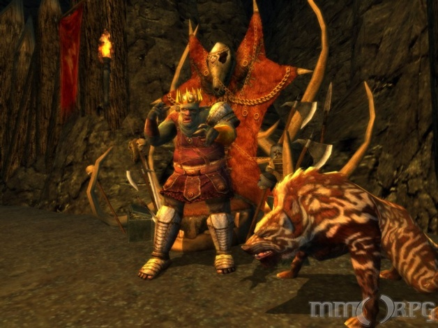 Lord Of The Rings Online World Status Down