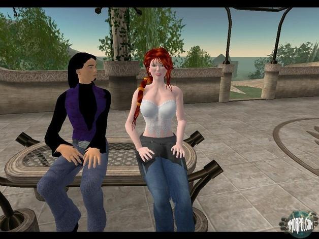 Second Life Screenshots - MMORPG com
