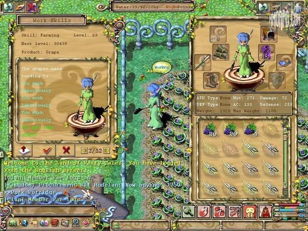 Fairyland Online Screenshots - MMORPG com