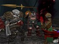 Catacombs Action Screen