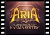Legends of Aria: Feature Highlight - The Karma System