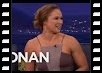 Ronda Rousey & Vin Diesel Are WoW Buds  - Conan O'Brien