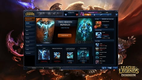 how to get the older league client