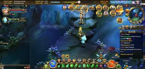 Eternally AFK - MMORPG com