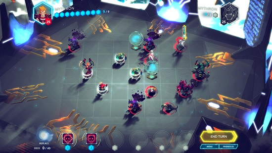 Card Game Meets Turn-Based Strategy Coated with Pixel Art - MMORPG com