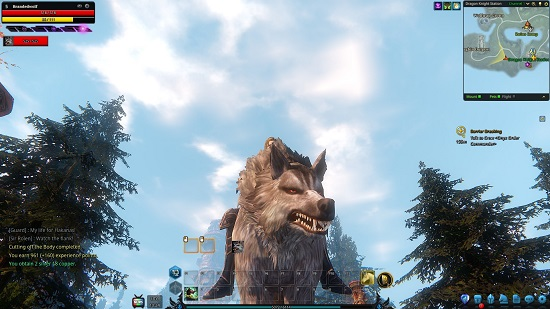 Image of: Horse At Its Core Its Theme Park Style Mmo Granted Its Done Well But The Question Is It Done Well Enough For You To Spend Time Playing It Mmorpgcom Solid If Overly Familiar Mmo Mmorpgcom