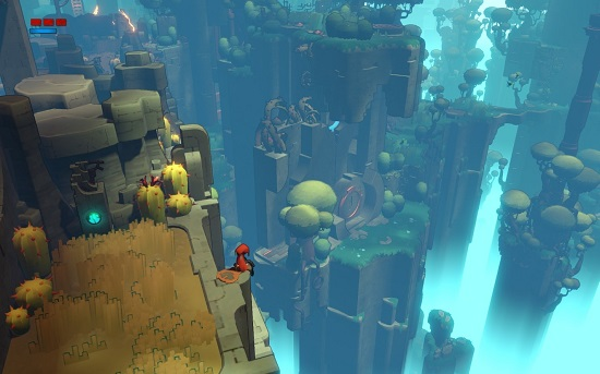 The Enchanting and Exciting World of Hob - MMORPG com