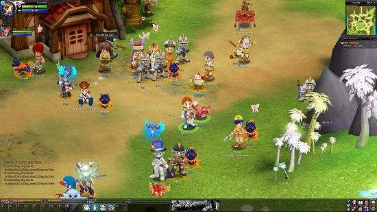Adventure in a Community Driven World - MMORPG com