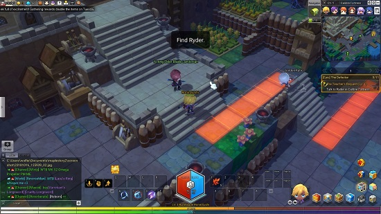 MapleStory 2 Review - It's a Great Time to Jump In - MMORPG com