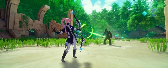 We Get Anime-mated In Our Kurtzpel Review - MMORPG com
