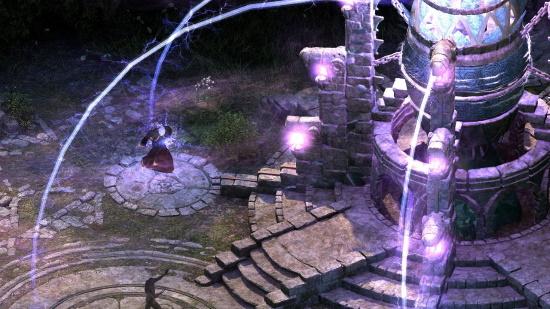 Pillars of Eternity Nintendo Switch Review - MMORPG com