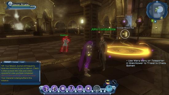 DC Universe Online Nintendo Switch Review - MMORPG com
