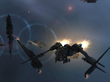 EVE Online Screen